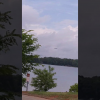 VIDEO: Cree grabar un ovni y una compañía revela la naturaleza de ese extraño objeto UFO At work and saw this mooresville nc lake norman.