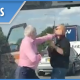 VIDEO: Dos conductores paralizan una carretera de Londres a los golpes