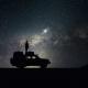 ¿Estraterrestres?, militares o simple reflejo?: Detectan un raro objeto sobre Carolina del Norte