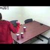 """""""¡Sí, lo hice yo!"""": Mata a tiros a su novio y canta y baila en la sala de interrogatorios (VIDEO)"""