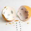 El #huevo más popular del mundo publica una nueva imagen y resulta ser publicidad #world_record_egg