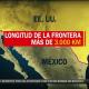 Congreso de EE.UU. aprueba ley de financiamiento del muro en la #frontera con #México para evitar otro #shutdown'