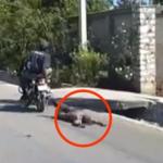 VIDEO MUY FUERTE Esto fue en #Haiti 👁👁👁