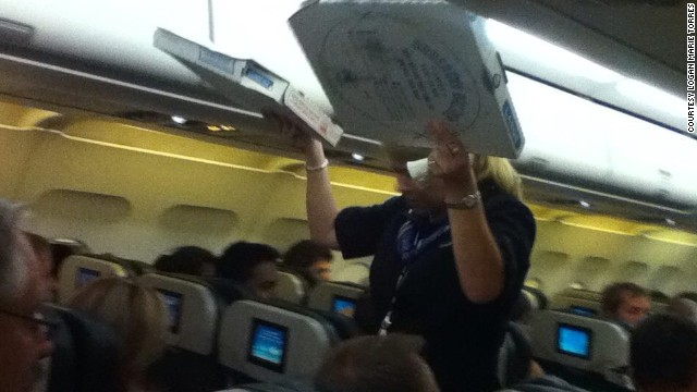 pizza flight