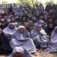 Niñas secuestradas por Boko Haram: para obligarla aser ataques suicida