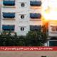 Video: Impactante ataque de un caza F-16 sobre una vivienda en Gaza Hay guerra  لحظة قصف منزل عائلة نوفل بصاروخ تحذيري يتبعه صاروخا