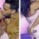 VIDEO Gordita Le Agarra Guevo Pene/Parte Privada a Romeo Santos | grupo Aventura en concierto Yankee Stadium