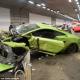 Fotos – Lamborghini y Ferrari en choque 'Rápido y Furioso'