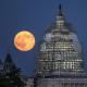 EN VIVO: Si no ve la 'superluna de sangre' hoy, deberá esperar hasta 2033