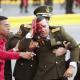 Rápida reacción de guardia presidencial salva a Maduro en el momento que el mandatario fue atacado