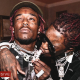"""Young Thug Feat. Lil Uzi Vert """"It's A Slime"""" (Official Audio) TRAPMUSIC"""