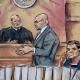 video: Jurado resulta ser fan del Chapo; le pedía su autógrafo (Brooklyn)