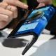 FOTOS: Muestran el primer 'smartphone' plegable ya disponible en el mundo